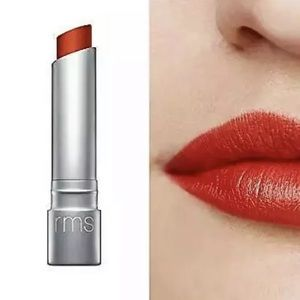 RMS Wild with Desire Lipstick- RMS Red full size